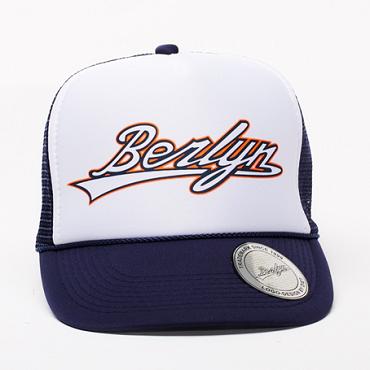 BERLYN Trucker Cap